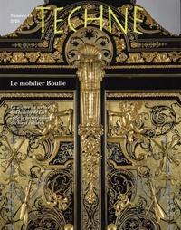 Brigitte Bourgeois et Anne Bouquillon - Technè N° 49, 2020 : Le mobilier Boulle.