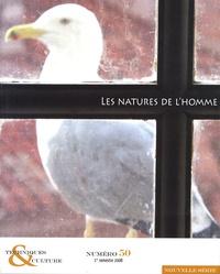 Suzanne de Cheveigné et Frédéric Joulian - Techniques & culture N° 50, 1er semestre : Les natures de l'homme.