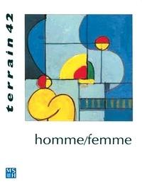 Claudine Vassas et Simon Baron-Cohen - Terrain N° 42 Mars 2004 : Homme/Femme.