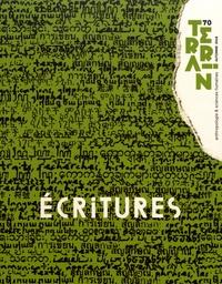 Olivier Morin et Pierre Déléage - Terrain N° 70, automne 2018 : Ecritures.