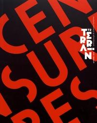 Mattei Candea - Terrain N° 72, automne 2019 : Censures.
