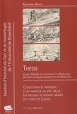 Alexandra Blanc - Thesis N° 13-14/2009-2012 : Collections et pratiques d'un amateur au XVIIIe siècle - Les recueils de dessins gravés du comte de Caylus.