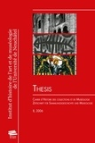 Andreas Bräm et Edda Guglielmetti - Thesis N° 8, 2006 : .