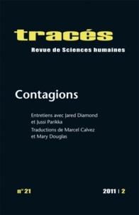 Florent Coste et Aurélien Robert - Tracés N° 21, 2011/2 : Contagions.