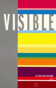 Anne Beyaert-Geslin et Nanta Novello Paglianti - Visible N° 1, 2005 : La diversité sensible - L'hétérogénéité du visuel.