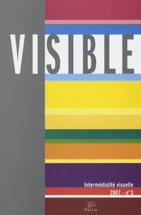 Sémir Badir et Nathalie Roelens - Visible N° 3, 2007 : Intermédialité visuelle.