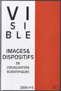 Maria Giulia Dondero et Valentina Miraglia - Visible N° 5/2009 : L'image dans le discours scientifique - Statuts et dispositifs de visualisation.