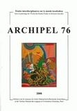 Archipel - Archipel N° 76/2008 : .