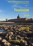 Michel Provost - Carte archéologique de la Gaule - 31/3. Toulouse.