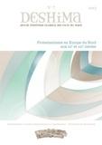 Frédérique Harry et Thomas Mohnike - Deshima N° 7/2013 : Protestantisme en Europe du Nord aux XXe et XXIesiècles.
