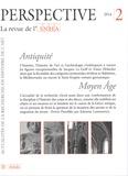 INHA - Perspective N° 2/2014 : Antiquité-Moyen Age.