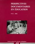 Madeleine Maillebouis et Jacques Hédoux - Perspectives documentaires en éducation N° 61 - 2004 : .