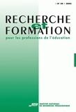 Françoise Clerc et Guy Genevois - Recherche et formation N° 50/2005 : .
