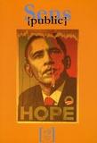 Gérard Wormser et Joe Trippi - Sens public N° 9, Février 2009 : Obama - Hope.