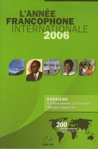 CIDEF-AFI - L'année francophone internationale.