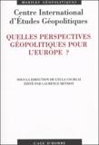 CIEG et Gyula Csurgai - Quelles perspectives géopolitiques pour l'Europe ?.