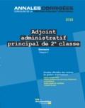 CIG petite couronne - Adjoint administratif principal de 2e classe - Concours externe, interne et 3e concours, catégorie C.