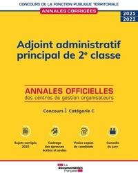 CIG petite couronne - Adjoint administratif principal de 2e classe - Concours externe, interne et 3e concours Catégorie C.