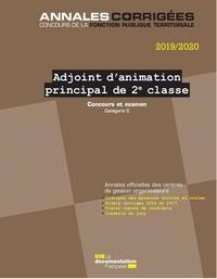 Adjoint danimation principal de 2e classe, concours et examen - Concours externe, interne, 3e concours, examen davancement de grade catégorie C.pdf