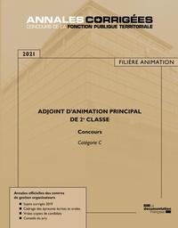 CIG petite couronne - Adjoint d'animation principal de 2e classe - Concours catégorie C.