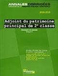 CIG petite couronne - Adjoint du patrimoine principal de 2e classe - Concours et examen catégorie C.
