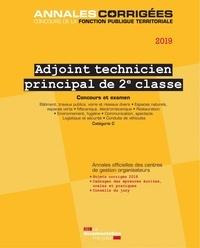 CIG petite couronne - Adjoint technique principal de 2e classe - Concours externe, interne, 3e concours, examen professionnele d'avancement de grade Catégorie C.