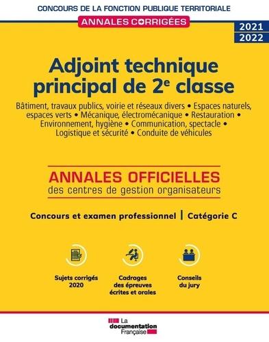 CIG petite couronne - Adjoint technique principal de 2e classe - Concours externe, interne et 3e concours - Examen professionnel d'avancement de grade Catégorie C.
