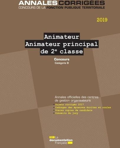 CIG petite couronne - Animateur, Animateur principal de 2e classe - Concours externes, internes, 3e concours. Catégorie B.