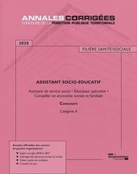 CIG petite couronne - Assistant socio-éducatif - Catégorie B.