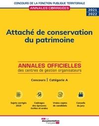 CIG petite couronne - Attaché de conservation du patrimoine - Concours externe, interne et 3e concours catégorie A.