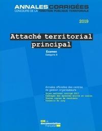 CIG petite couronne - Attaché territorial principal - Examen - Catégorie A.