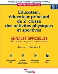 CIG petite couronne - Educateur, éducateur principal de 2e classe des activités physiques et sportives - Concours externe, interne et 3e concours Catégorie B.
