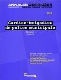 CIG petite couronne - Gardien-brigadier de police municipale - Concours externe catégorie C.