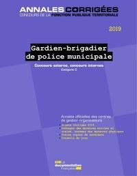 Goodtastepolice.fr Gardien-Brigadier de Police Municipale - Concours externes et internes. Catégorie C Image