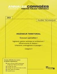 CIG petite couronne - Ingénieur territorial - Concours spécialité 1- Ingénierie, gestion technique et architecture. Infrastructures et réseaux. Urbanisme, aménagement et paysages - Catégorie A.