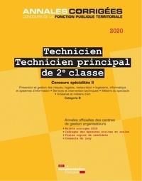 Technicien, Technicien principal de 2e classe Concours spécialités 2.pdf