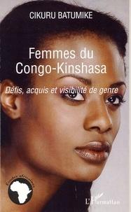 Accentsonline.fr Femmes du Congo-Kinshasa - Défis, acquis et visibilité de genre Image