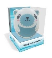 Cindy Chapelle - Coffret Soyez zen, squishez ! - Le petit livre anti-stress.