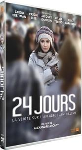 CINE SOLUTIONS - 24 jours, la vérité sur l'affaire Ilan Halimi - Alexandre Arcady - Dvd