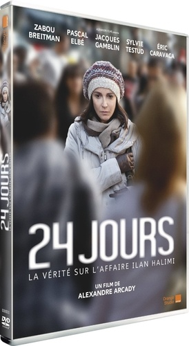 24 jours, la vérité sur l'affaire Ilan Halimi - Alexandre Arcady - Dvd