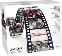 CINE SOLUTIONS - A la découverte de Gaumont - 30 films de la collection Gaumont à la demande - Coffret 30 Dvd