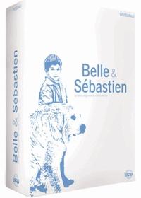 CINE SOLUTIONS - Belle et Sébastien, L'intégrale - Cécile Aubry - Coffret 9 Dvd