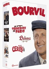 CINE SOLUTIONS - Bourvil : Le cerveau, le bossu, la traversée de Paris - Coffret 3 Dvd
