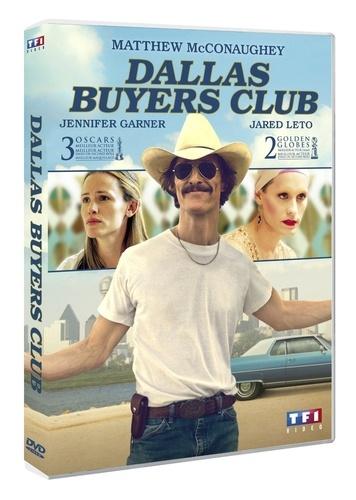 Dallas Buyers Club - Jean-Marc Vallée - Dvd
