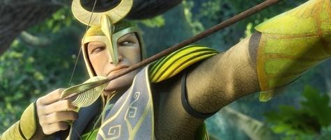 Epic, la bataille du Royaume Secret - Chris Wedge - Dvd