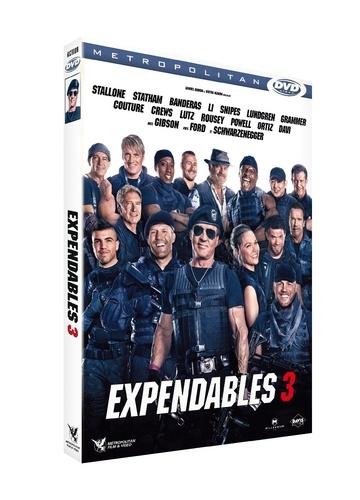 Expendables 3 - Patrick Hughes - Dvd
