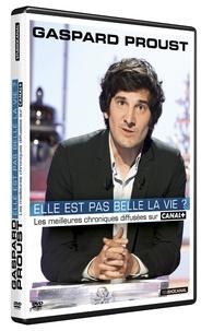 CINE SOLUTIONS - Gaspard Proust - Elle est pas belle la vie ? - Dvd