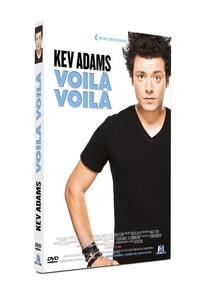CINE SOLUTIONS - Kev Adams - Voilà voilà - Dvd