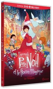 CINE SOLUTIONS - L'Apprenti Père Noël et le flocon magique - Edition Dvd + Blu-ray