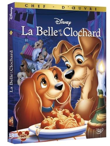 CINE SOLUTIONS - La Belle et le Clochard - Disney - Dvd
